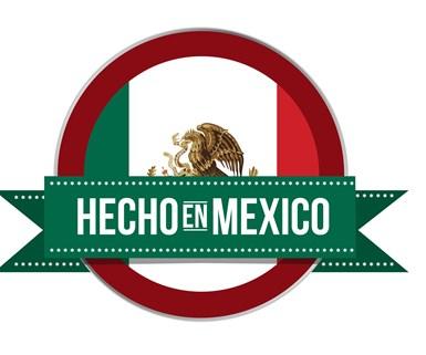 Hecho en México.