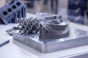 La impresión 3D en metales para partes complejases aún untema complejo en México porque los talleres todavía no lo ven como una aplicación efectiva para ellos.