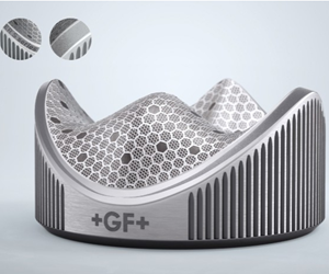 Serie AgieCharmilles Laser S, disponible en GF Machining Solutions.