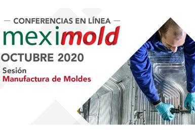 Conferencias sobre manufactura de moldes en Meximold.