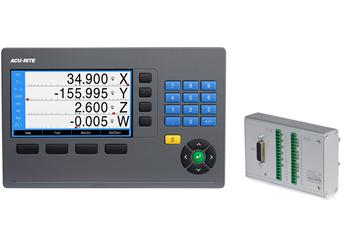 Este software de Heidenhain ahora se incluye en todos los nuevos DRO300 multipropósito.