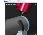 Estacaptura de pantalla muestracómo Marton Precusion utiliza el software de simulación NCSIMUL Machine para simular, verificar, optimizar y revisar los programas de mecanizado.