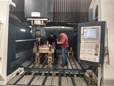Laboratorio de Manufactura Avanzada en Moldes, Troqueles y Herramentales CIATEQ San Luis Potosí.