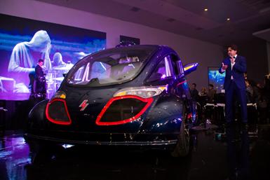 En 2019, LM&TH Automóviles y Transportación presentó oficialmente la línea de automóviles eléctricos Thalía.
