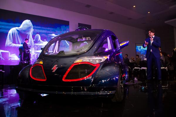 Diseño CAD para la manufactura de autos eléctricos image