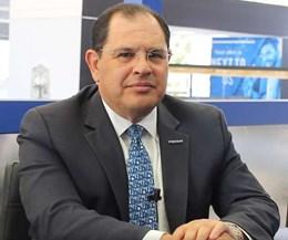 Luis G Lizcano, Director Ejecutivo de la Federación Mexicana de la Industria Aeroespacial (FEMIA).