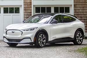 Ford México inició la producción de su primera SUV eléctrica