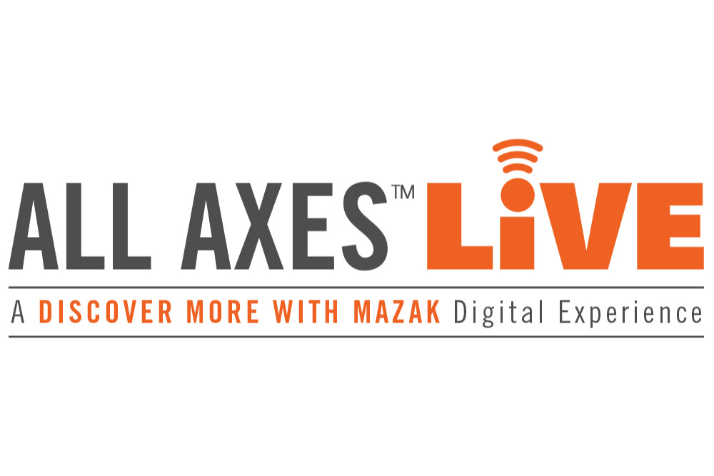 All Axes LIVE, evento digital de Mazak.