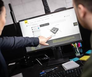 Alianza entre Sandvik Coromant y Microsoft. Foto: Sandvik.