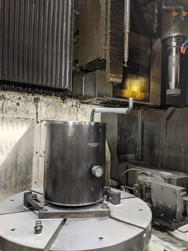 IPG ha desarrollado un nicho en el mercado aeroespacial: rectificado de piezas con revestimientos aplicados térmicamente.