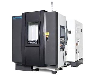 Mycenter-HX300iG / 400, de Kitamura Machinery.
