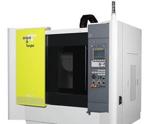 Centros de perforación y roscado VTX de Tongtai, disponibles en Absolute Machine Tools.