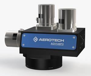 Escáner galvanométrico AGB-SPO, de Aerotech.