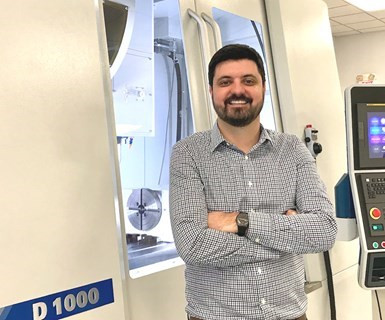 Rafael Boldorini, de Romi Machine Tools Ltd.