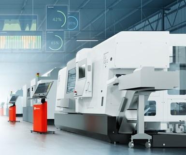 Dominio Work Cell Operations (WCO) para el software de gestión de manufactura (MMS), de Fastems.
