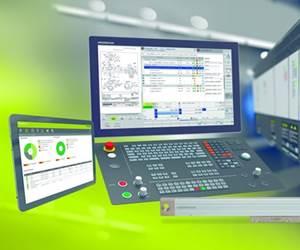 CNC TNC 640, de Heidenhain.