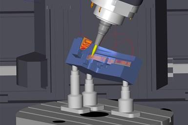 HyperMill CAD/CAM, de Open Mind Technologies.