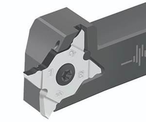 Sistema de ranurado G3051-P, de Walter.