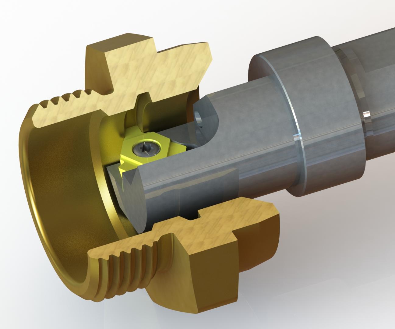 Sistema de herramientas de corte WEP, de Schwanog.