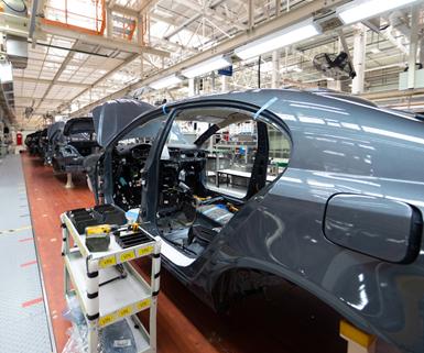 Una de las oportunidades de la industria automotriz mexicana está en los nuevos vehículos que todavía no están rodando y que están en la línea de diseño, en la línea de hacer el sourcing.