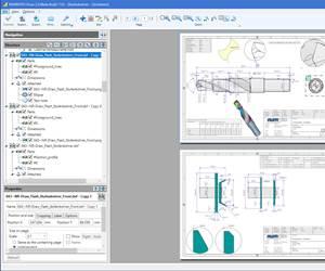 Software de rectificado de herramientas Numroto, de NUM.