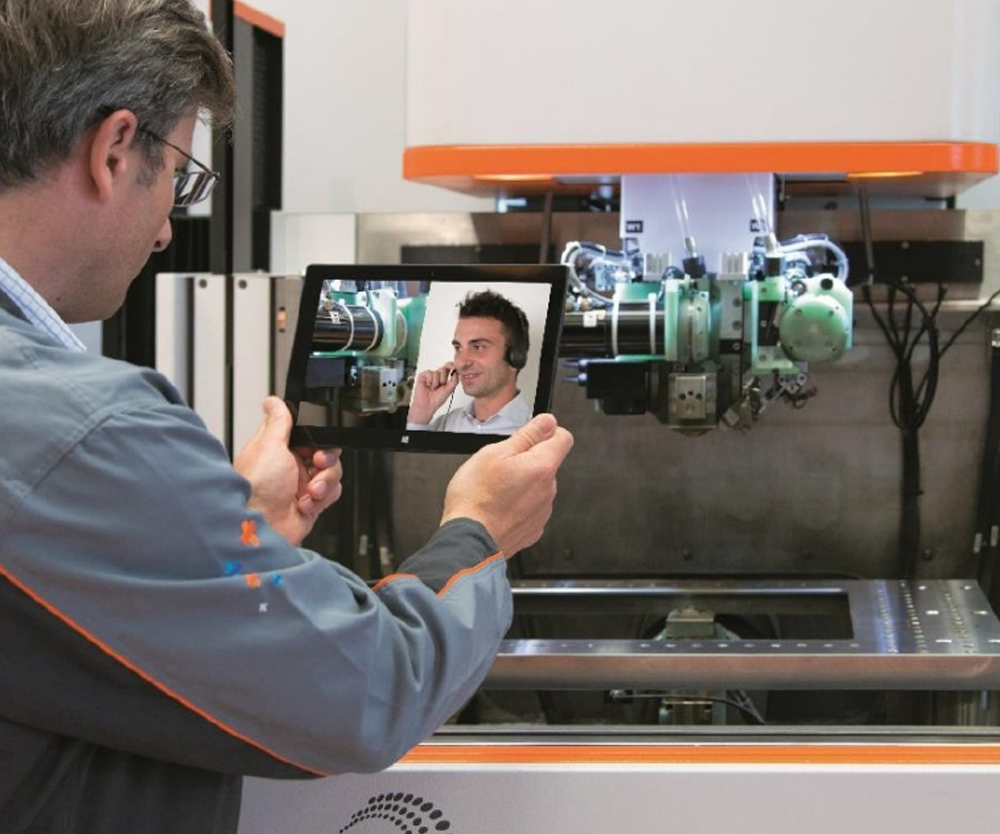rConnect, deGF Machining Solutions.