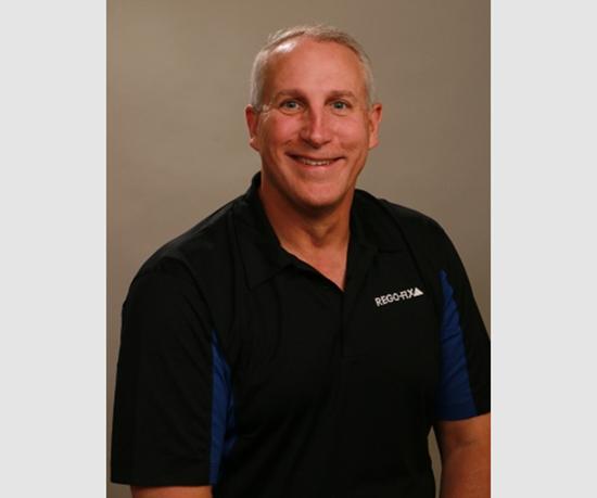 William Obras, gerente General de Rego-Fix para América.