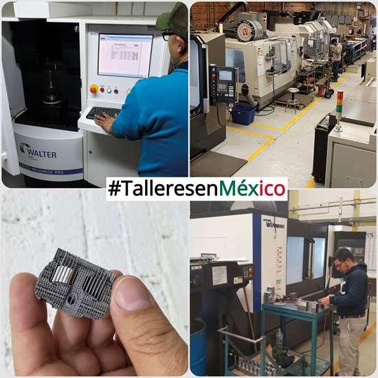 Historias en México publicadas por Modern Machine Shop México.