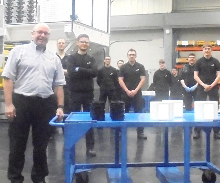 Fives suministra piezas para la fabricación de ventiladores artificiales