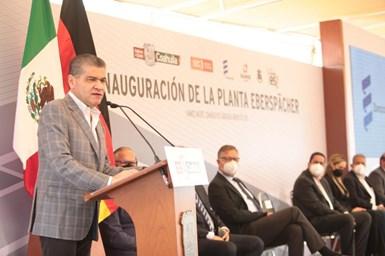 Uno de los objetivos de la plantade Eberspächer es expandir su presencia en el mercado de Norteamérica.