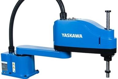 Robots compactos SG400 y SG650 SCARA, de Yaskawa.