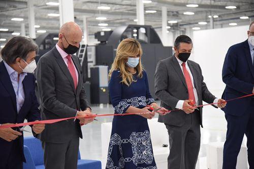 Con una inversión de más de 200 millones de dólares, AT Engine inauguró una planta ubicada en el parque industrial Hermosillo Norte