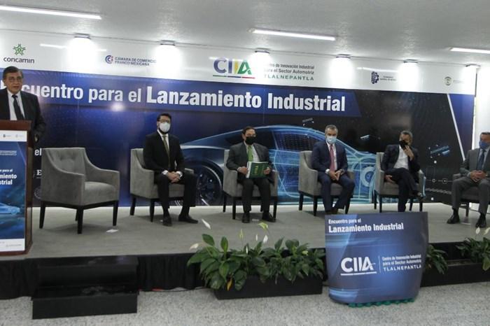 Ubicado en el Instituto Tecnológico de Tlalnepantla, el Centro de Innovación Industrial para el Sector Automotriz busca impulsar el desarrollo tecnológico
