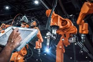Fabricación industrial y 5G en un mundo post-COVID19