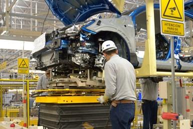 La industria automotriz mexicana recibió 79,735.9 millones de dólares por concepto de Inversión Extranjera Directa de 1999 a 2020
