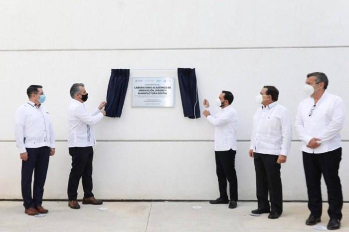 Inauguración del Laboratorio Académico de Innovación, Diseño y Manufactura Digital