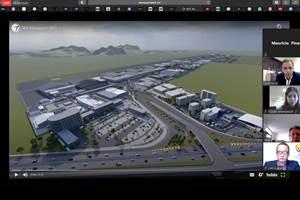 Se creó el Clúster Aeroespacial de Sinaloa (CAS), en el contexto del desarrollo del MZT Aerospace Park en la región.