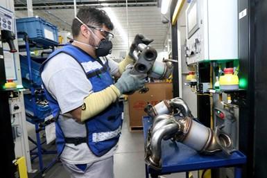 Con una inversión de 25 millones de dólares, Eberspächer inauguró una planta en Ramos Arizpe.