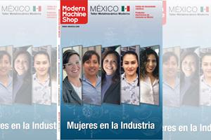 Mujeres destacadas del sector metalmecánico