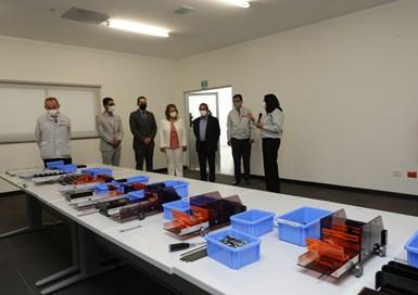 Los programas de estudios de Universidad Nissan están dirigidos a colaboradores de Planta Aguascalientes A1, A2 y Powertrain.