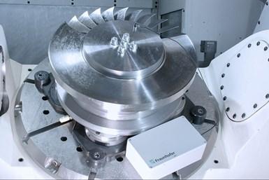 Control de colisiones mediante sensor 5G en máquina-herramienta-.