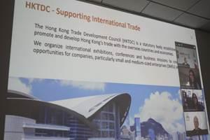 Zacatecas establece alianza estratégica con el Hong Kong Trade Development Counsil