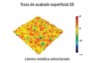 Cuándo utilizar la medición de superficie 2D o 3D.