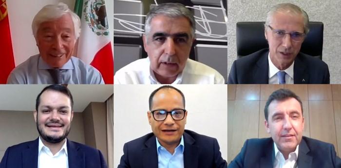 """La Cámara de Comercio e Industria Luso-Mexicanaorganizó el webinar """"Oportunidades de Internacionalización en México para el sector de Moldes""""."""