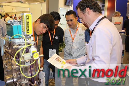 Meximold se realizaráel 21 y el 22 de octubre en el Querétaro Centro de Congresos(QCC).