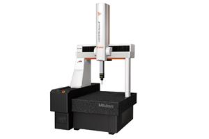 La máquina de medición por coordenadas (MMC) de la línea Crysta-Apex, de Mitutoyo America Corporation.