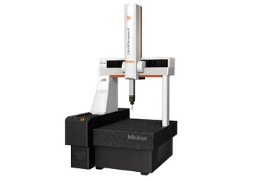 La máquina de medición por coordenadas (MMC) de la línea Crysta-Apex, de Mitutoyo America Corporation,