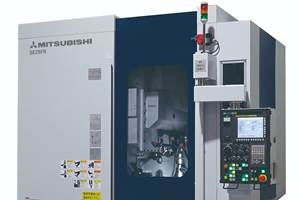 Máquinas de manufactura de engranajes, de Mitsubishi Heavy Industries Machine Tool.