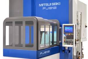 Centros de mecanizado vertical CNC serieJ, deMitsui Seiki.