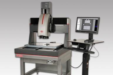 Sistema de visión multisensor AVX550, de L.S. Starrett Company.